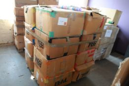 """Pallet of 6"""" Traverse perforated plastic cones 2.5"""" base to 1.25"""""""