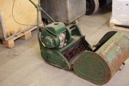 "RANSOMES 18"" Marquis petrol lawn mower"