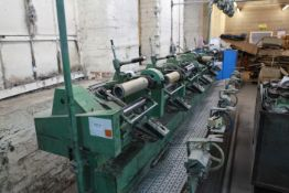 GILBOS Texile Assembly winder 6 end