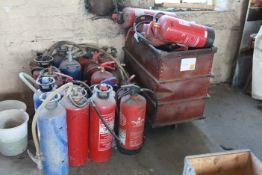 20 Fire Extinguishers