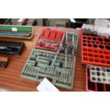 3 Die Cutters and taps