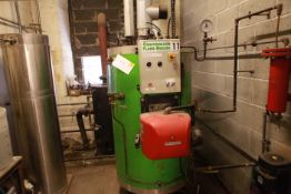 Economical Steam generator boiler by CONTROLLED FLAME BOILERS
