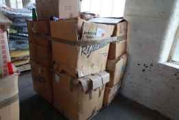 """Pallet of 6"""" Traverse perforated plastic cones 2.5"""" base to 1.5"""""""