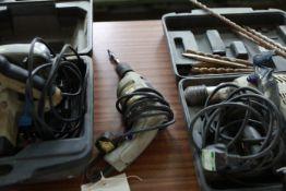 HYUNDAI SDS Pistol grip drill