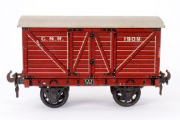 Carette ged. Güterwagen 1909 GNR, S 1, CL, LS, L 20, Z 3