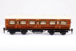 Personenwagen 1235 LNER, S 0, CL, L 33, Z 4