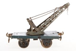 Carette Kranwagen, S 1, HL, L 16,5, Z 4