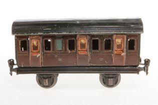 Märklin engl. Abteilwagen 2871, MR, S 1, CL, L 22, Z 4