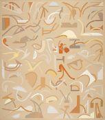 Michael Bette. o.T. (Abstrakte Komposition).
