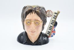 Bairstow Manor Collectables limited edition character jug John Lennon: 44/1971