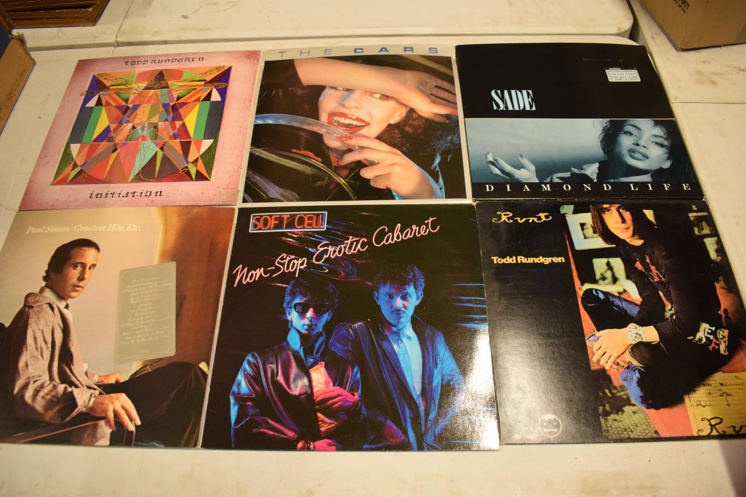 A varied of collection of vinyl records to include easy listening, 80s, rock, blues etc (100+) In - Image 2 of 6