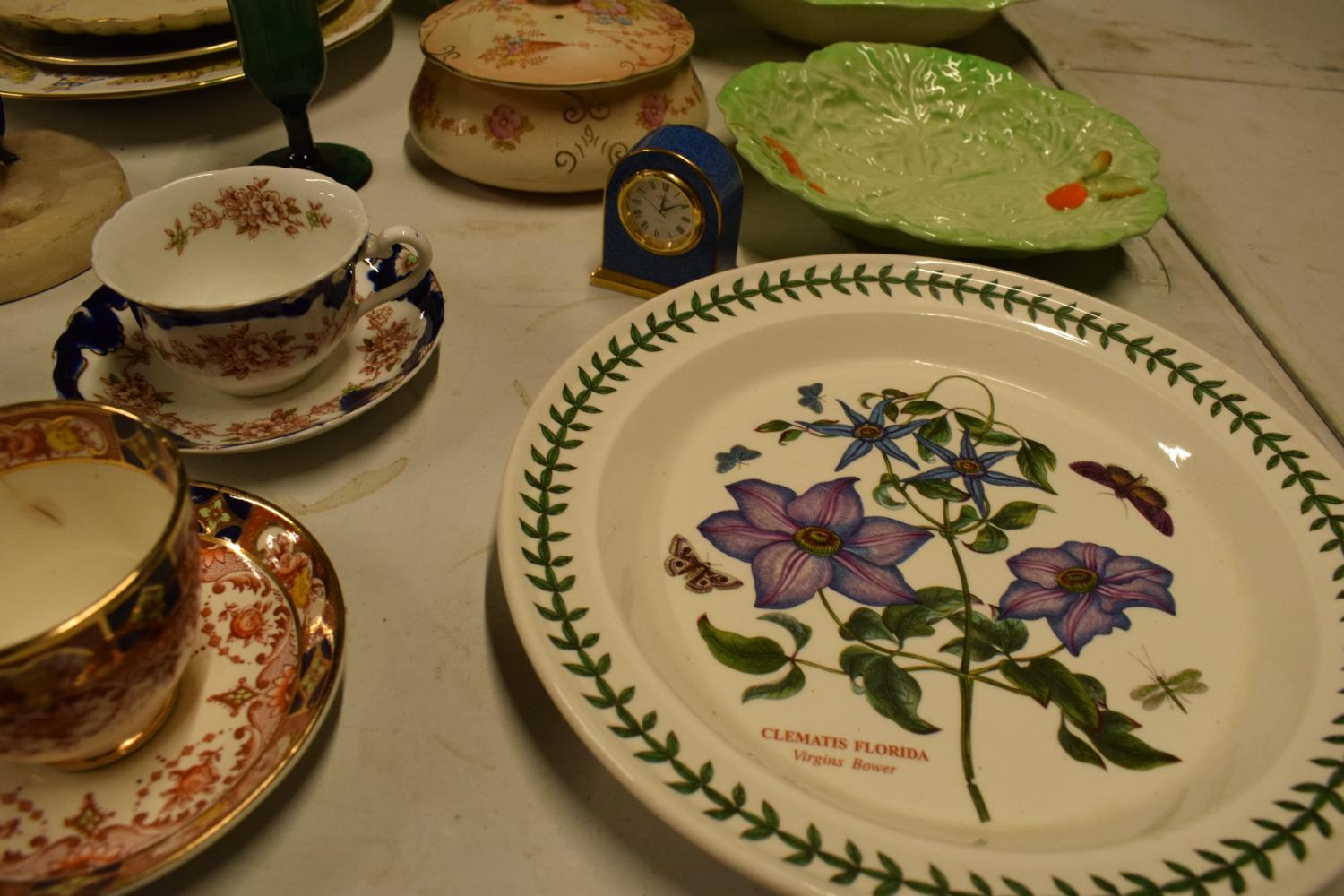 A mixed collection of items to include novelty golf teapot, Aynsley, Carlton Ware etc Condition is - Image 3 of 5