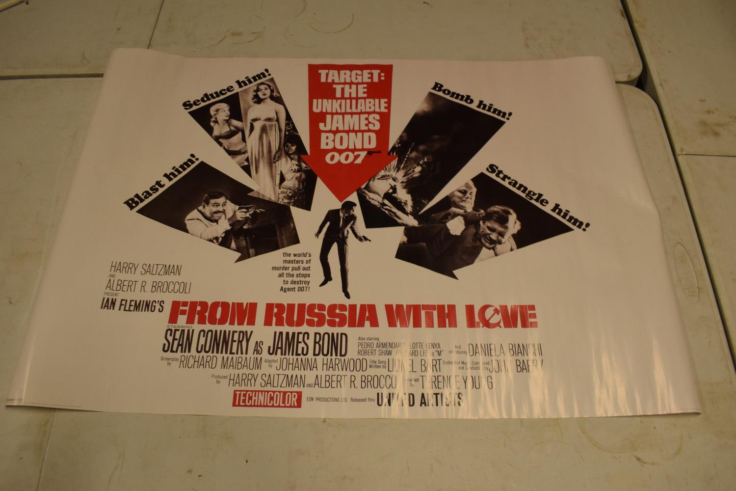 A large collection of reprinted movie posters for a wide range of films (approx 40) Some are brand - Image 3 of 4