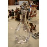 Waterford Ardon Tonn decanter. In good condition with no obvious damage or restoration. Some light