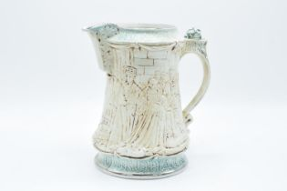 Burleigh reproduction jug for the Queen's Silver Jubilee