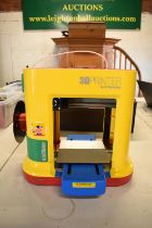 XYZ Da Vinci Mini Maker 3D Printer With Instructions and various spools. Untested. Please note it