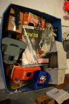 A large collection of toys to include Star Wars, Marvel, Fallout Shelter etc. No postage.