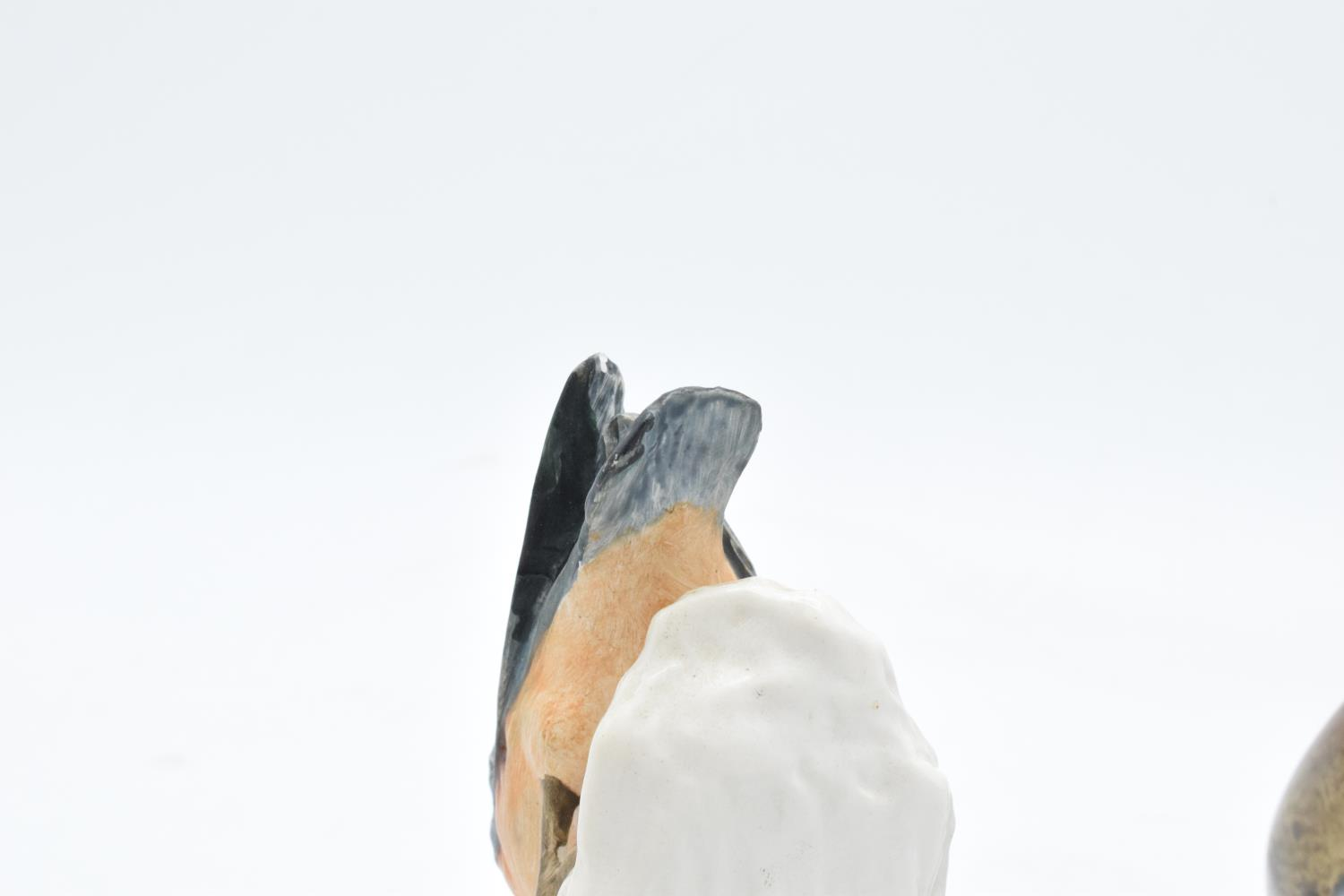 Beswick model of a Trout 1032 together with a Goebel Nuthatch CV84 (2). Both are in good condition - Image 3 of 6