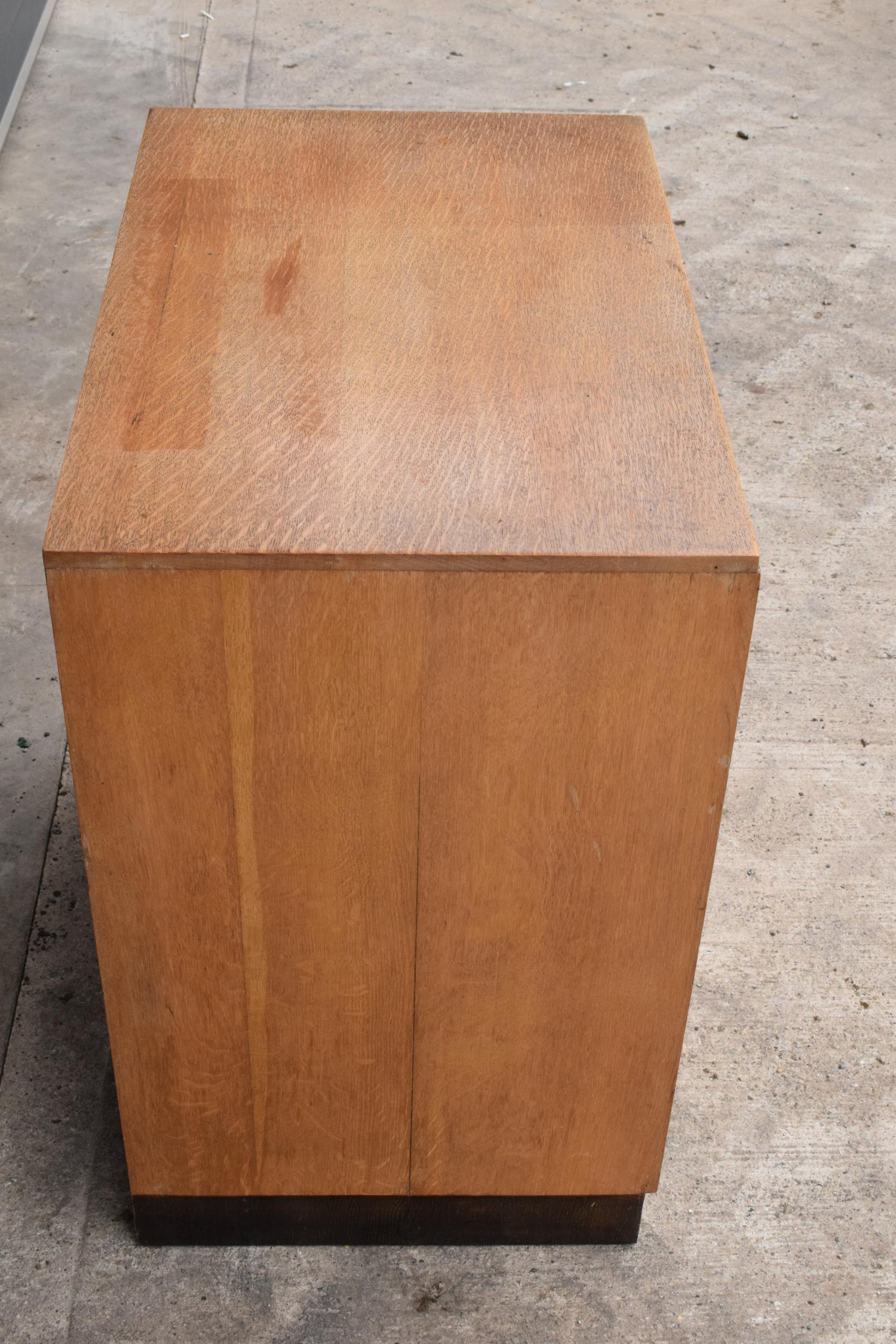 A mid century / retro Bowman Brothers Ltd of Camden Town chest of drawers together with an - Image 7 of 8