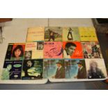 A large collection of 10'' LPs records mainly from the 1960s period to include artists such as Glenn