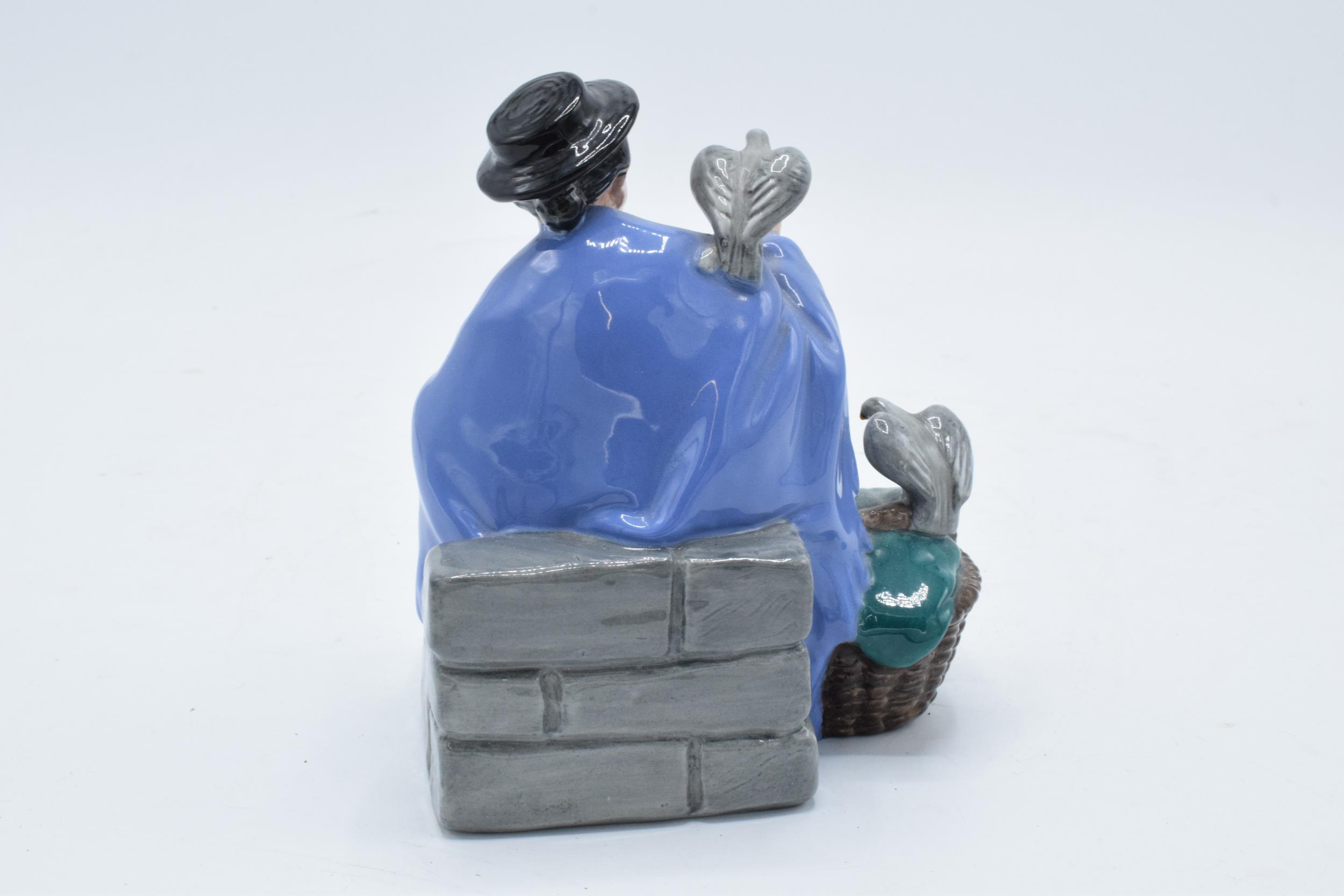 Royal Doulton figure Tuppence a Bag HN2320. 14cm tall. In good condition with no obvious damage or - Image 2 of 4
