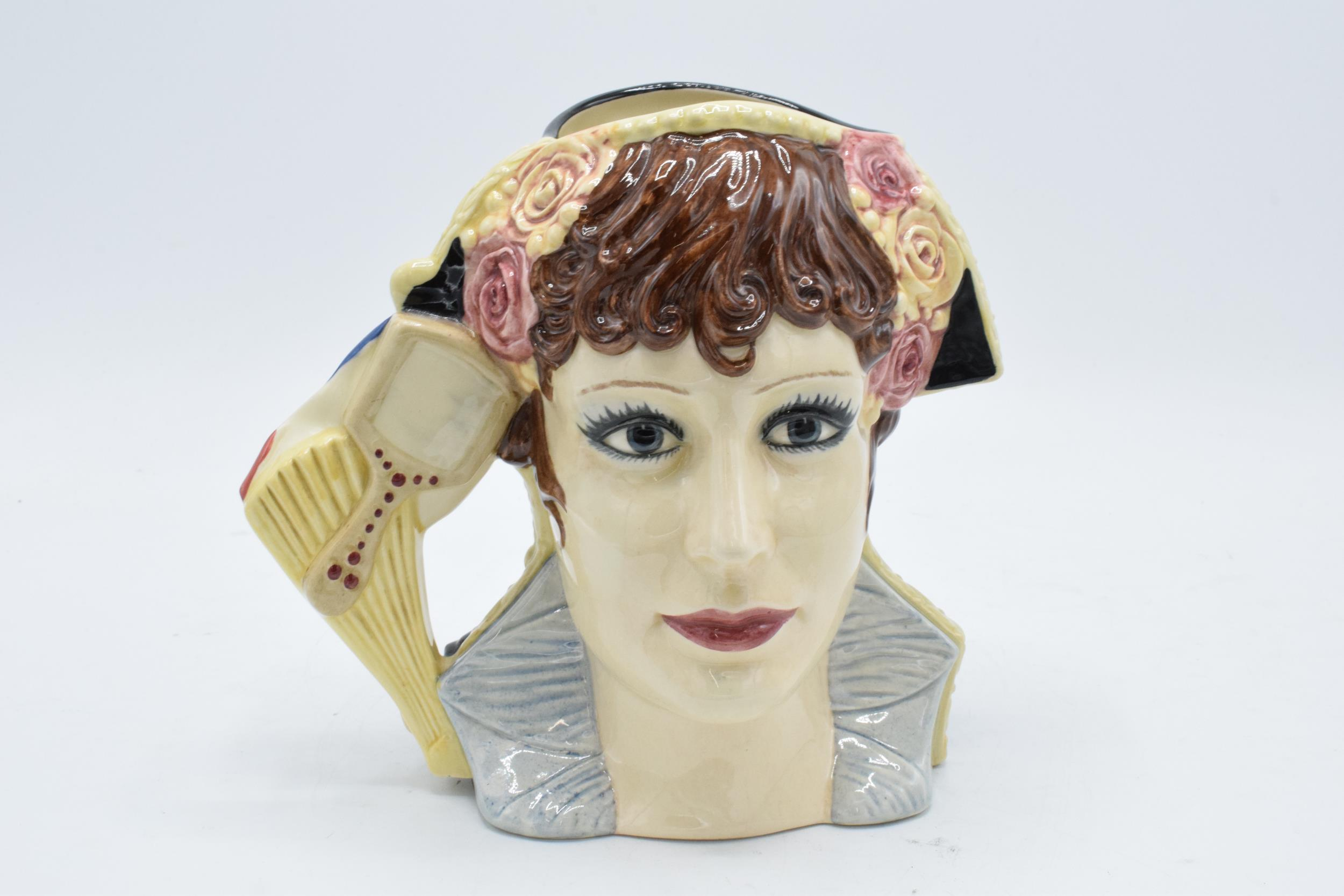 Large Royal Doulton double-sided character jug of Napoleon and Josephine D6750 4736/9500. In good - Image 3 of 5