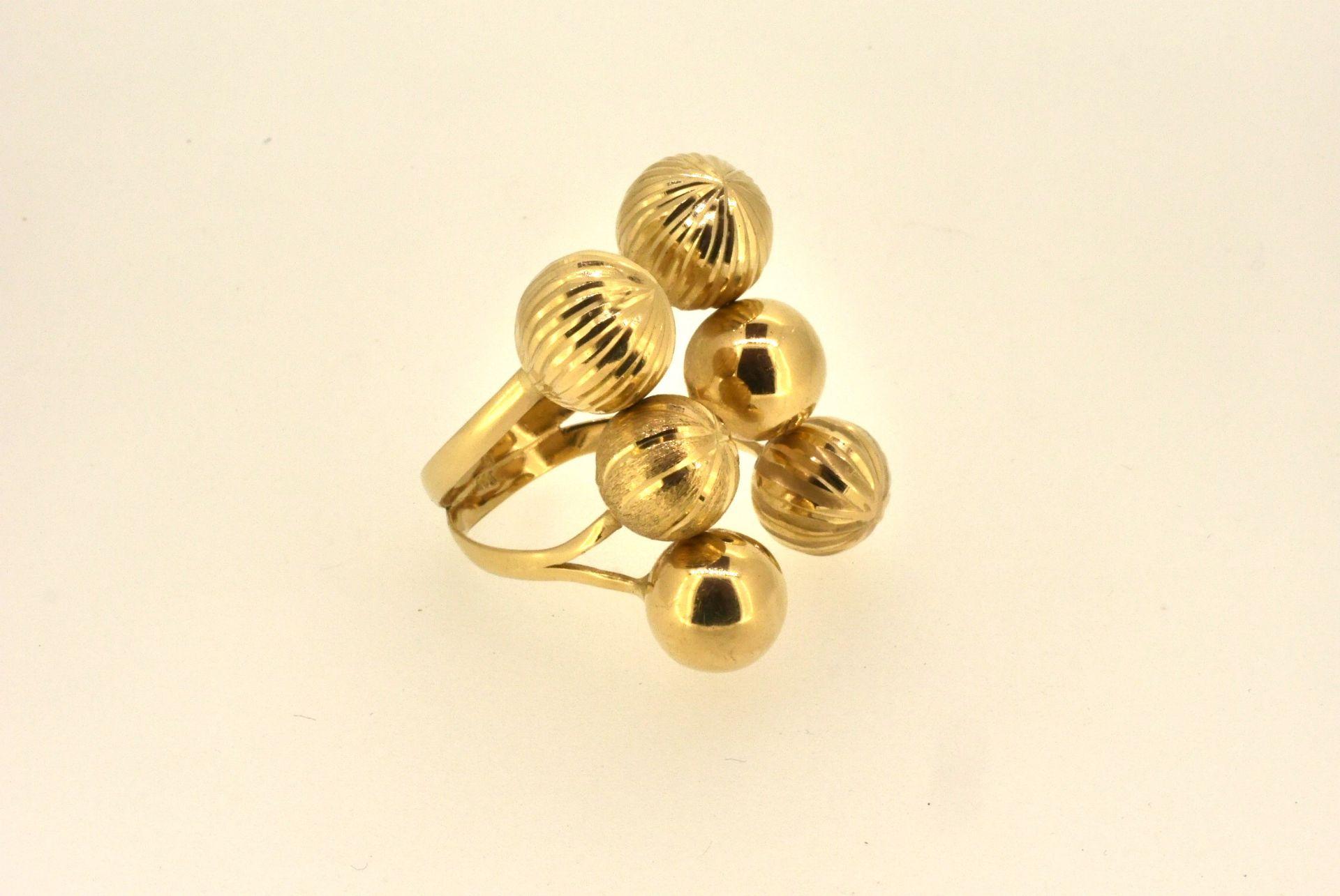 Ring GG 585, 6,58 Gramm