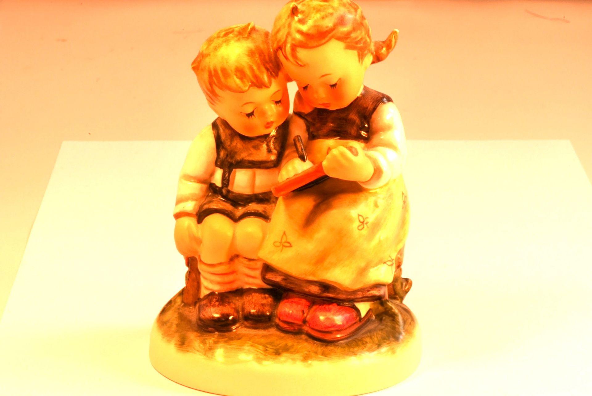 """Goebel Figur """"Das kluge Schwesterlein"""""""