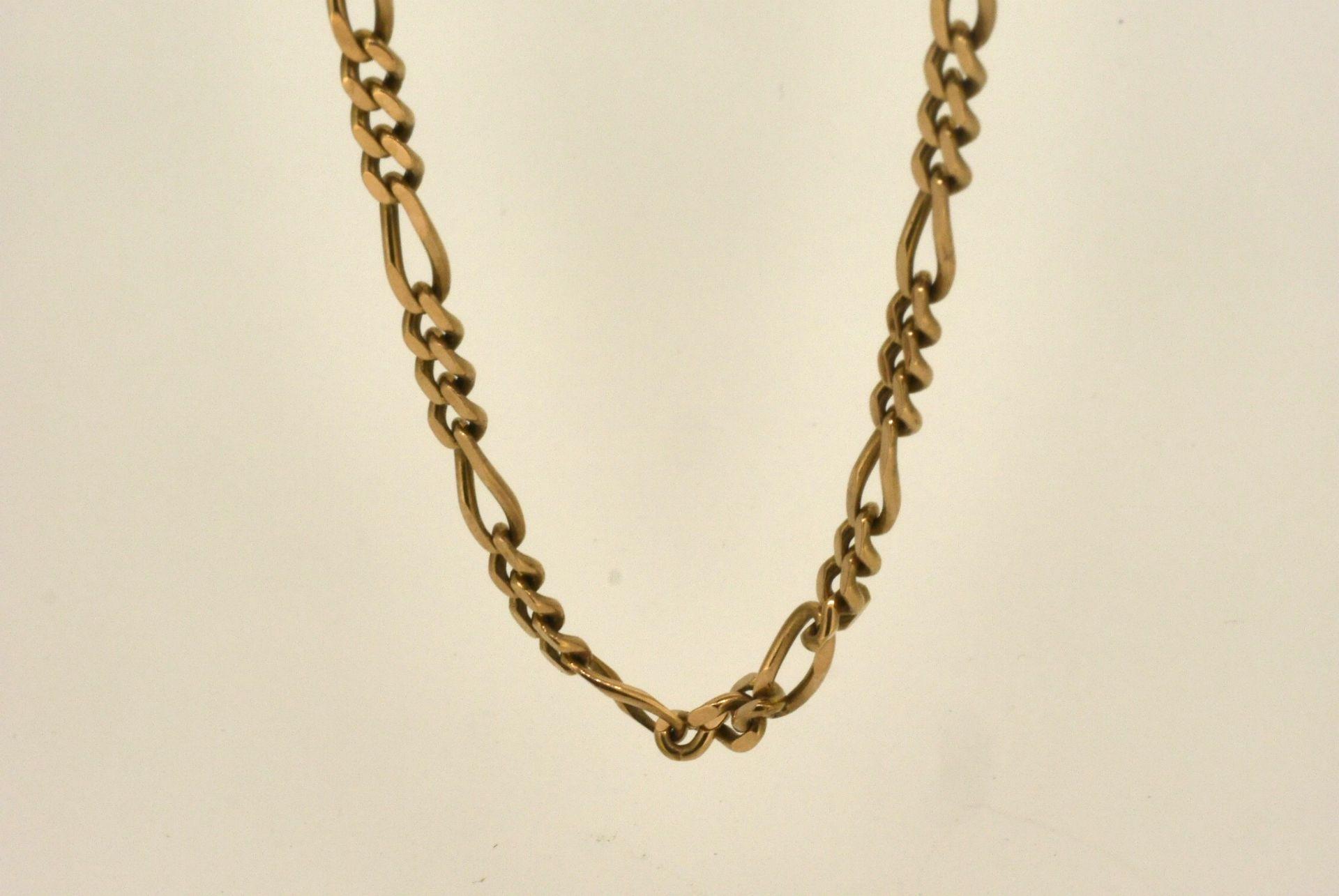 Halskette RG 333, 48 cm, 11,4 Gramm