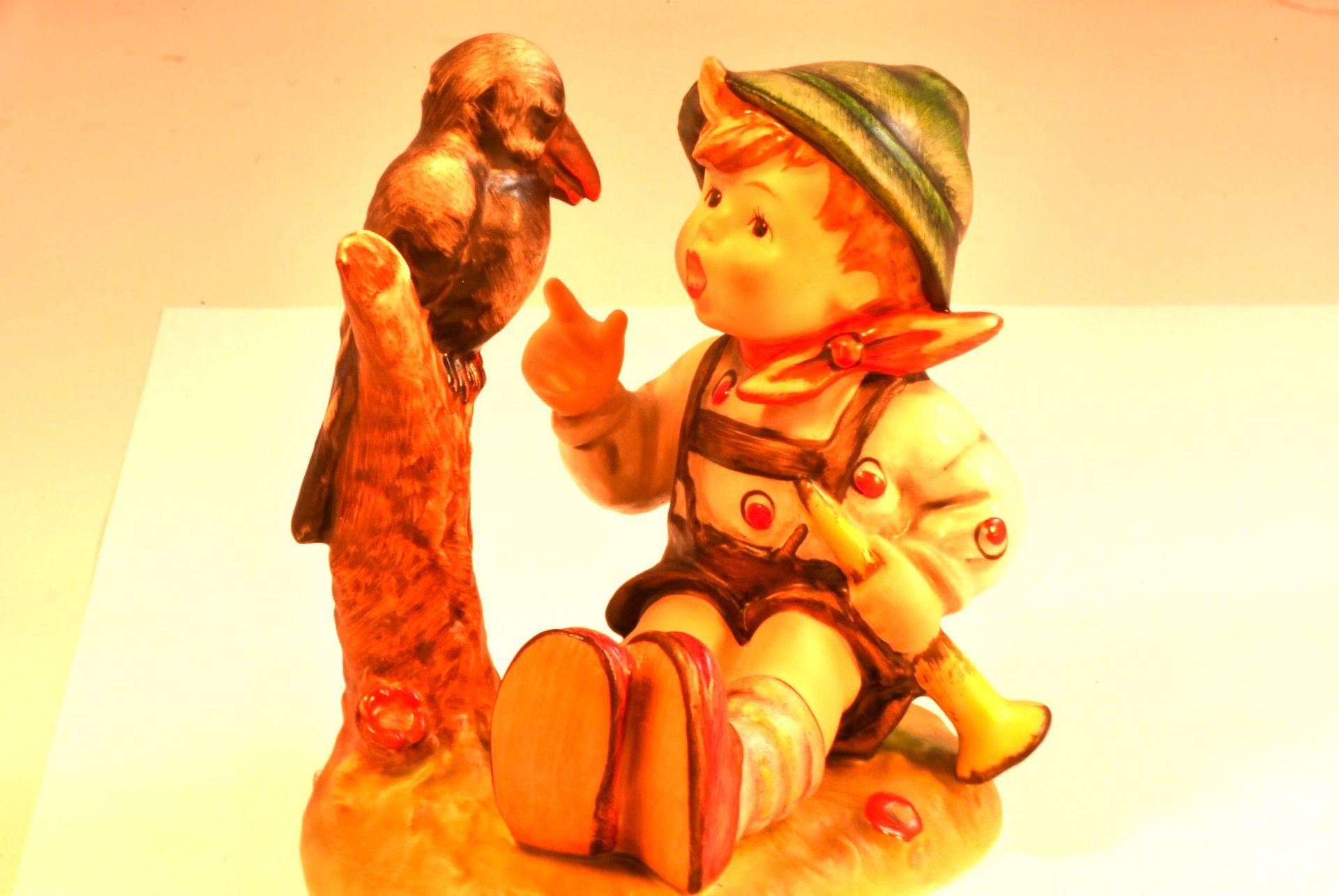 """Goebel Figur """"Auf los geht's los"""""""