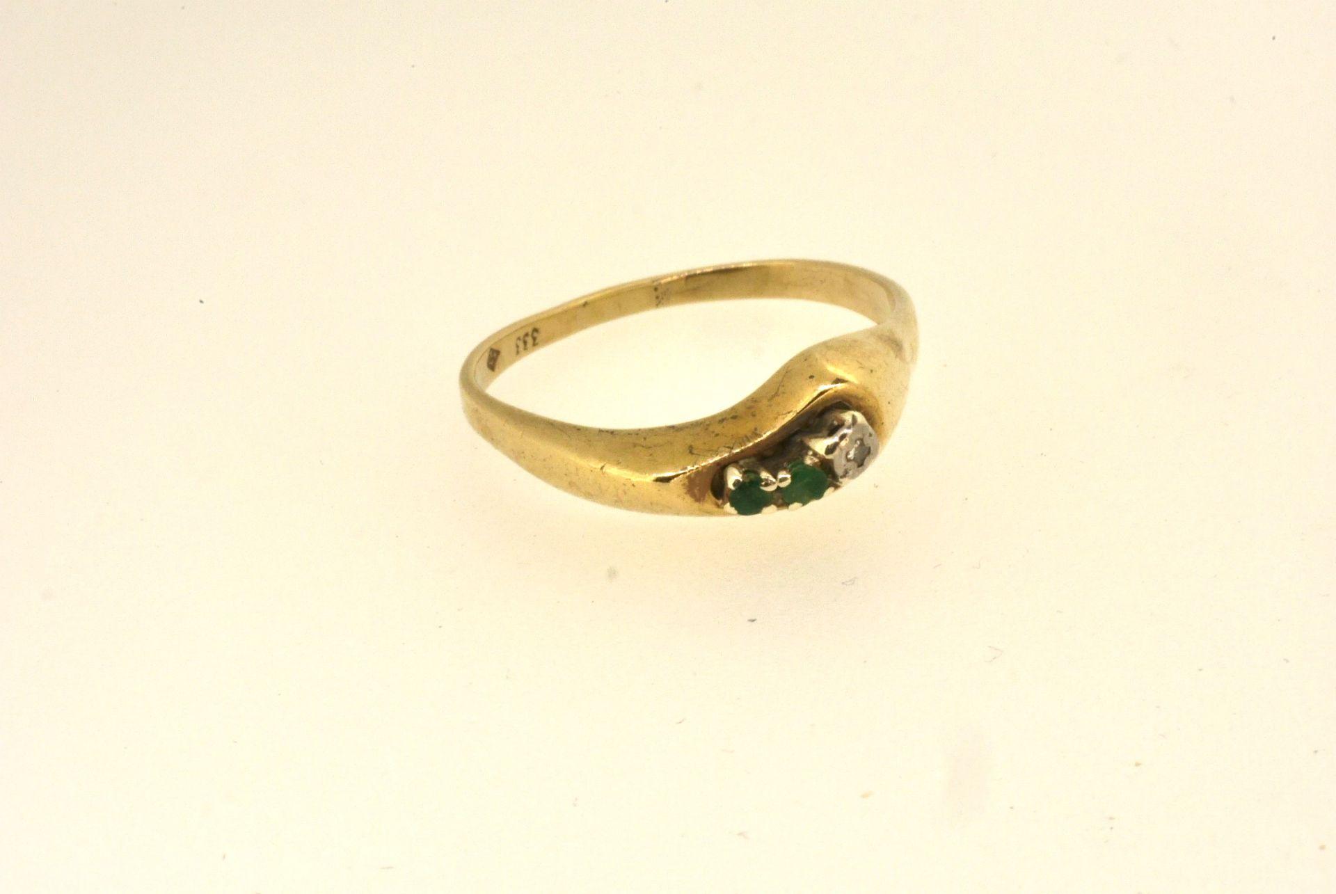 Ring GG 333, 2,5 Gramm