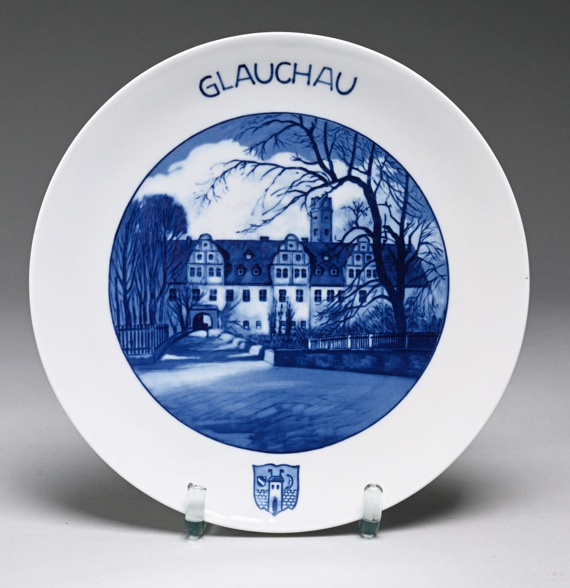 "Wandteller ""Glauchau"""