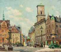 Deutscher Maler Gross (um 1925/30)