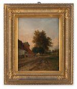 Bohnhorst, August John Paul (Hamburg, Scheveningen 1849-1919)