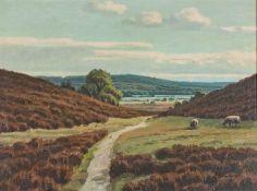 Gröndborg, G. (Schwedischer Landschaftsmaler, um 1910)
