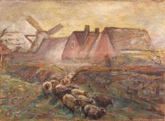 Dettmann, Ludwig (Adelby, Berlin 1865-1944)