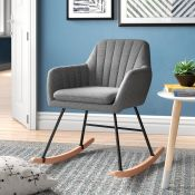 Cala Rocking Chair - RRP £83.99