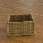 Seagrass Storage Wicker Basket - RRP £23.99