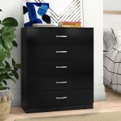 Audrina 5 Drawer Chest - RRP £99.99