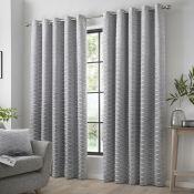 Dossett Eyelet Room Darkening Curtains - RRP £60.00