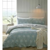 6ft Superking Byers Duvet Cover Set - RRP £48.00