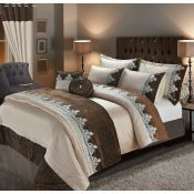 5ft Kingsize Duvet Cover Set - RRP £56.99