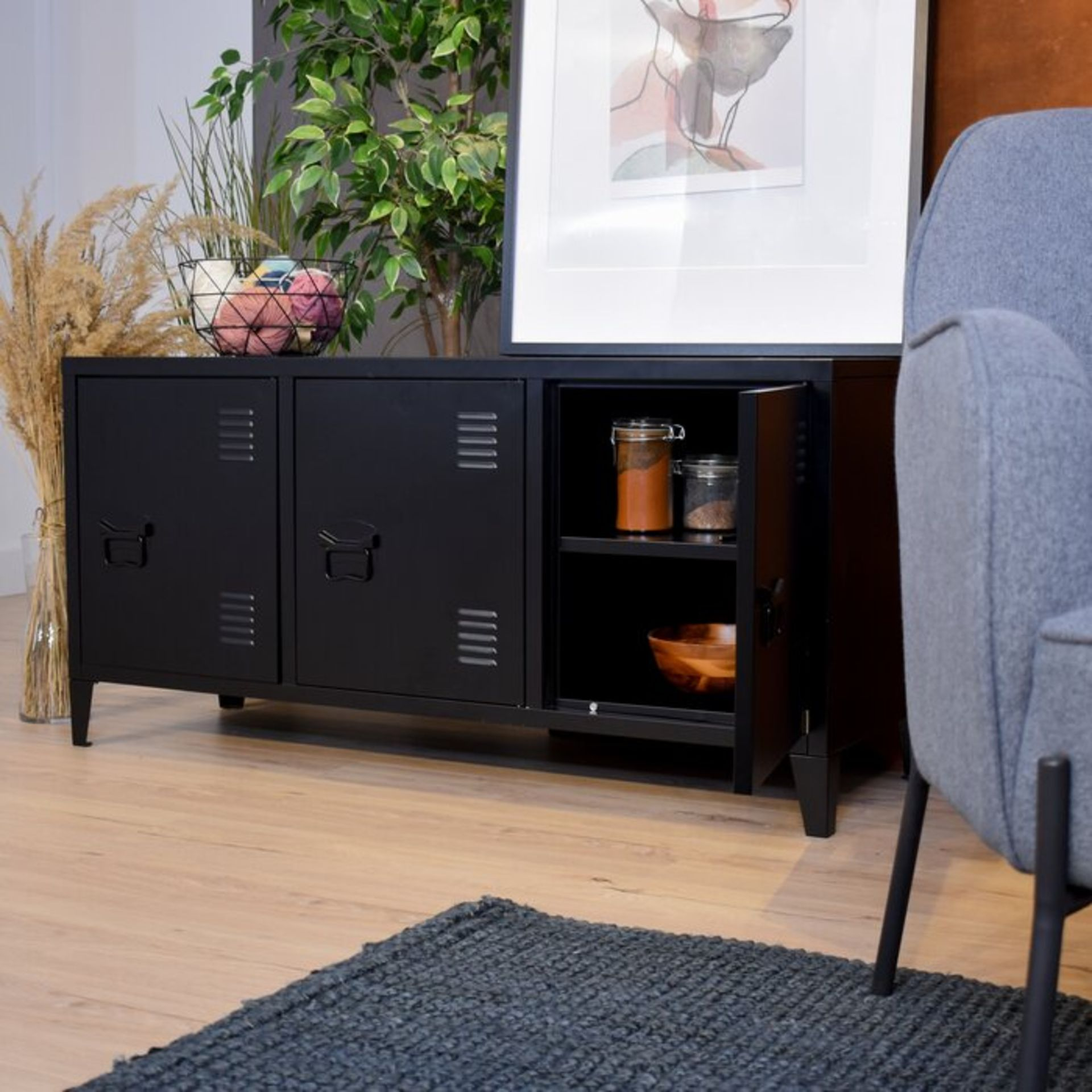 Polina Sideboard - RRP £132.99 - Image 2 of 2