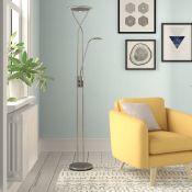 Gianna 180cm LED Reading Floor Lamp - RRP £138.00