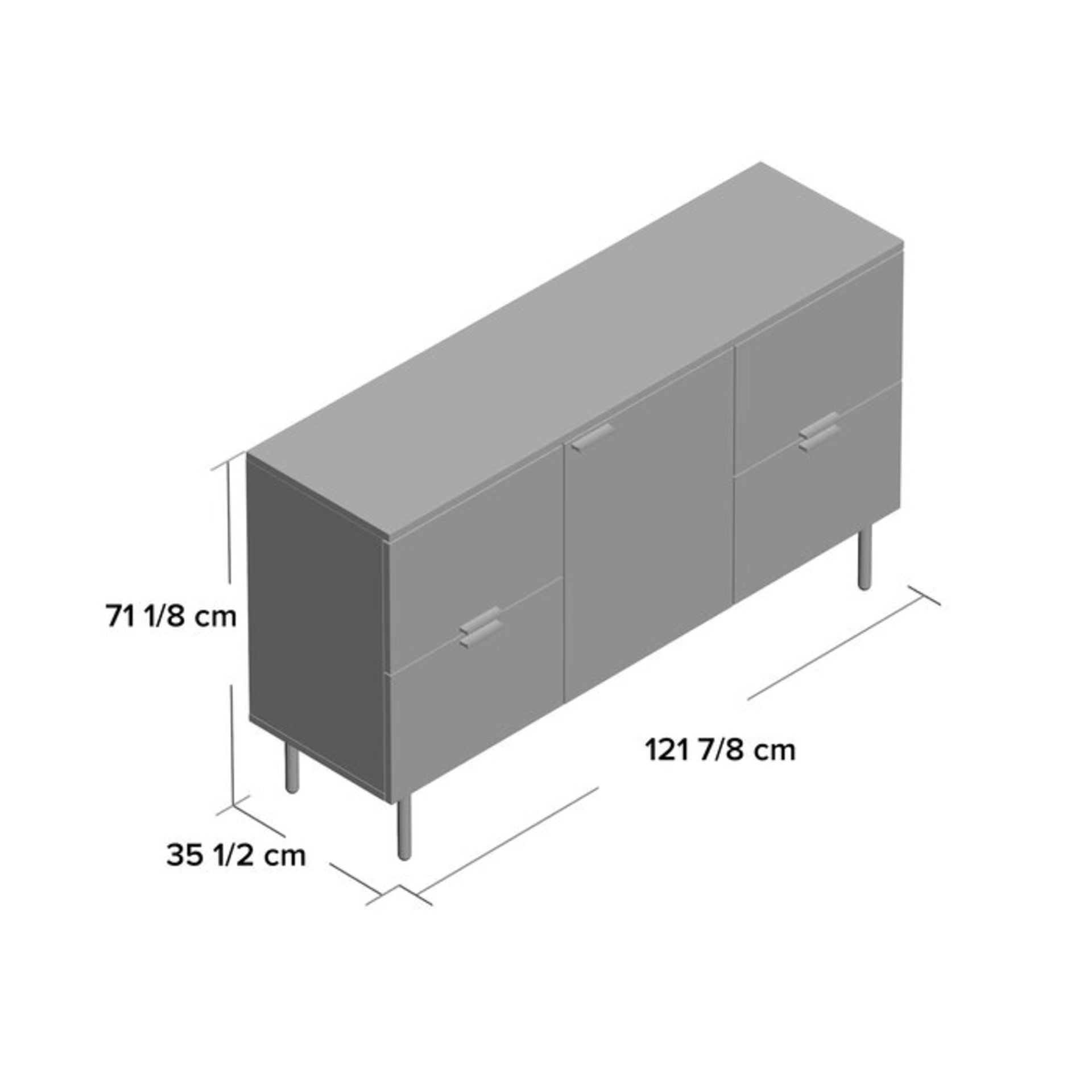 Hector Sideboard - RRP £289.99 - Image 3 of 3