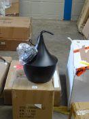 Salcido 1-Light Dome Pendant