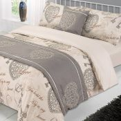 Complete 70 TC Duvet Cover Set - RRP £49.99