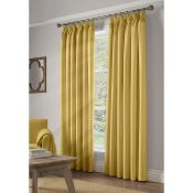 Janis Pencil Pleat Blackout Thermal Curtains - RRP £36.99
