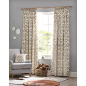 Potagerie Pencil Pleat Room Darkening Curtains - RRP £101.99