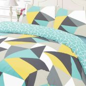 Carole Duvet Cover Set - RRP £49.99